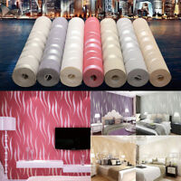 3D Modern 10M Wallpaper Non-Woven Bedroom Stickers Living Room Background