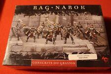 Rackham Confrontation Griffin Conscripts Rackham Ragnarok Conscrits BNIB Metal