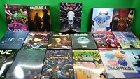 HUGE Lot of 17 Indie Box Limited Edition Collector's PC Mac Games! RARE Titles!