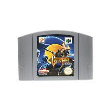 Castlevania N64 Game USED