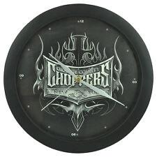 Bioworld OCC Orange County Choppers Pendulum New York Collectors Wall Clock