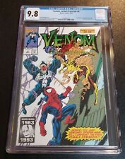 Venom Lethal Protector 4 CGC 9.8 First Appearance Scream