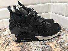 c72d7369a065ba Nike Air Max 90 Sneakerboot Black Grey WaterProof Mens Shoes SZ 7 684714-001