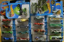 18 NEW HOT WHEELS ALL HW CITY COLLECTION SEE PHOTOS
