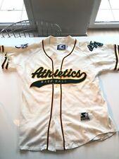 Vintage STARTER 90' Athletics Baseball M Size Jersey,