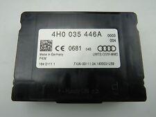 4h0035446a Dispositif de commande Audi a7 a3 s3 rs3 8 V sporback Signal Amplificateur