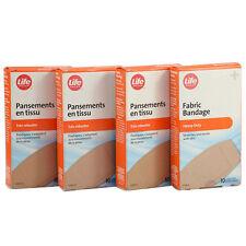 40PCs/4Boxes Heavy duty 5cmX10.1cm Large Latex Free Adhesive Bandages Band aid