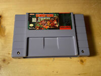 Donkey Kong Country (Super Nintendo Entertainment System, 1994) AUTHENTIC TESTED