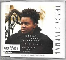 Tracy Chapman - Talkin' Bout A Revolution CD Maxi 1988