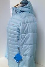 Columbia Women Winter  insulated Hooded Coat Jacket parka L ski new
