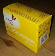 Abbott FREESTYLE LIBRE Sensore di glucosio NUOVO E SIGILLATO EXP 31/01/22 UK