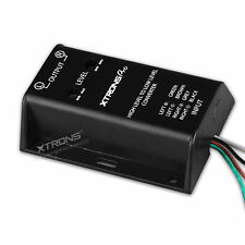 XTRONS LINE OUT HIGH HI LEVEL TO RCA LOW LO RCA CONVERTER SPEAKER ADAPTER