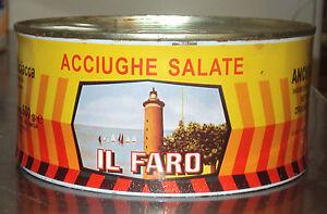 ACCIUGHE SALATE 850 g