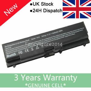Battery for Lenovo ThinkPad T510 T410 T420 SL410 W510 SL510 T520 Laptop 2.5h+ F