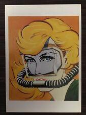 Postkarte: Mel Ramos - Aqua Girl, 1978, Frau Woman Blondine Tauchen Taucher