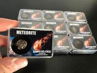 1 x Meteorito Campo del Cielo de Santiago Estero en Argentina de 3 à 5 gramos