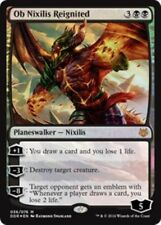 1x FOIL OB NIXILIS REIGNITED - Rare - Duel Deck -  MTG - NM Magic the Gathering