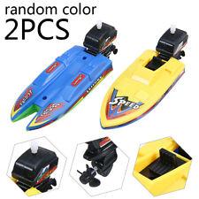 2 Stk Badespielzeug Boot Kinder Badewannenspielzeug Wasserspielzeug Badespaß DE