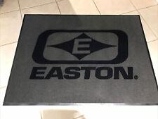 "Easton Baseball Promo Carpet Mat 48"" x 36"" Rubber Back New"