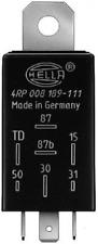 Relais, Kraftstoffpumpe für Kraftstoffförderanlage HELLA 4RP 008 189-111
