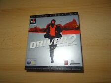 Driver 2 Limited Edition PS1 (New & Sealed) PAL