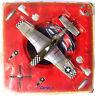 North American P-51D Mustang USA WWII 1/72 ALTAYA IXO Aviones de caza
