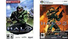 Halo und Halo 2