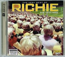 The 12th Man The Very Best of Richie  2CD 2015 Australian Comedy/Satire Sports