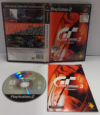 Console Game Gioco SONY Playstation 2 PS2 PAL ITALIANO - GRAN TURISMO 3 A-SPEC -