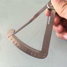 Dental Wax Metal Crown Gauge Caliper Metal Dental Surgical Measuring Instruments