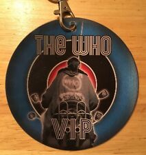 The Who Vip Laminate & Lanyard - Exclusive Quadrophenia Vip Package Merch