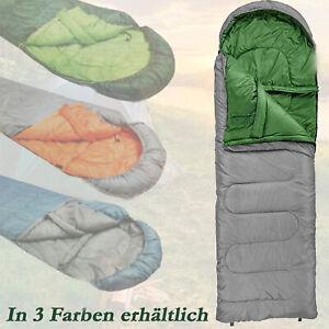 Mumienschlafsack Schlafsack Winter-24°C XXL 1750g Camping Grönland Zelt leicht
