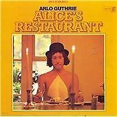 Alice's Restaurant, Arlo Guthrie, Audio CD, New, FREE & FAST Delivery