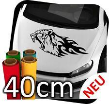 40cm Tiger Tribal Animal Flames Tattoo Tunning Auto Eagle Sticker Aufkleber JDM
