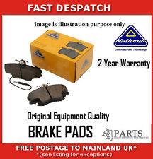 REAR BRAKE PADS  NP2033