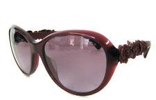 Authentic CHANEL 5316 Q A Sunglasses Camellia Bordeaux Gradient Designer Ladies