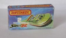 Repro Box Matchbox Superfast Nr. 02 Rescue Hovercraft