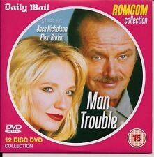 MAN TROUBLE CLASSIC ROMANTIC COMEDY