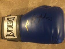 Erislandy Lara Signed Boxing Glove
