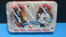 1997-98 WAYNE GRETZKY / PATRICK ROY  DONRUSS PREFERRED TIN NHL HOCKEY UNOPENED