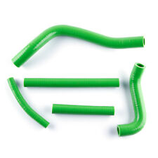 For 1999 2000 SUZUKI RM 250 RM250 99-00 Green Silicone Radiator Hose