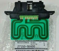 Genuine OEM Nissan 27150-5B600 Blower Motor Resistor Block 1998-2001 Altima