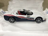 Franklin Mint 2004 Chevy Corvette C5 Indy 500 Pace Car 1:24 LE In Box W/ Papers