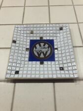 VW Volkswagen Porcelain Tile Beetle Candy Dish VW Bug