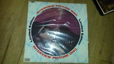 Sisters Of Mercy-Limited Edition Interview Picture Disc-Vinyl LP
