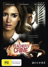 A Teacher's Crime (DVD) - AUN0147 (limited stock)