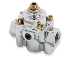 Holley Performance 12-881 Carbureted By-Pass Regulator Pressure: 4.5-9 PSI