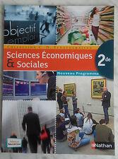 2012 Ciencias Económicas y Sociales 2DE Nathan París IN 4 Tbe