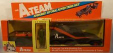 The A-Team - Armored Attack Adventure Set With Mr. T B.A. Baracus Retied In Box