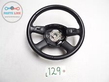 AUDI Q7 07-11 STEERING WHEEL W/O AIRBAG 4 SPOKE W/O WOOD W/O HEAT LANE ASSIST OE